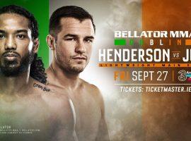 Результаты турнира Bellator 227: Хендерсон - Джури