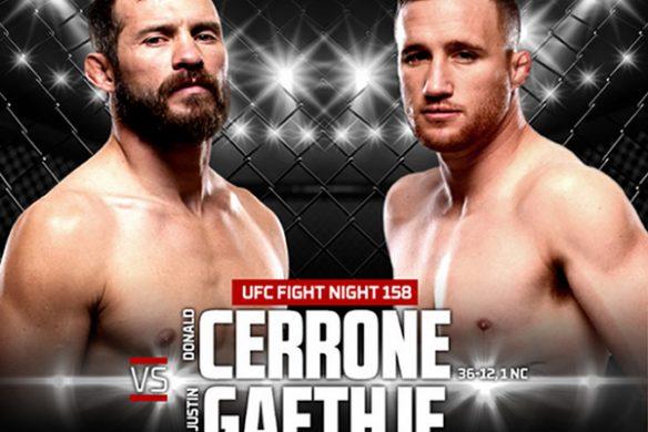 Прямая трансляция UFC Fight Night 158: Серроне — Гетжи