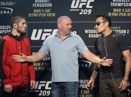 Тони Фергюсон хочет встретиться с Хабибом в декабре на турнире UFC 245