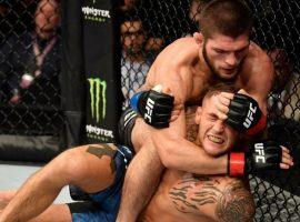 Главный тренер Порье похвалил своего ученика и Хабиба за выступление на UFC 242