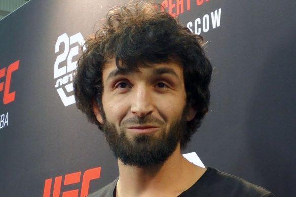 Забит Магомедшарипов объяснил, почему отменили его бой на UFC Бостон, заявил, что выступит 9 ноября в Москве