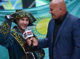 Сергей Морозов: Хочу завоевать второй чемпионский пояс в М-1