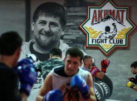 Бойцовские клубы «Беркут» и «Ахмат» объединились