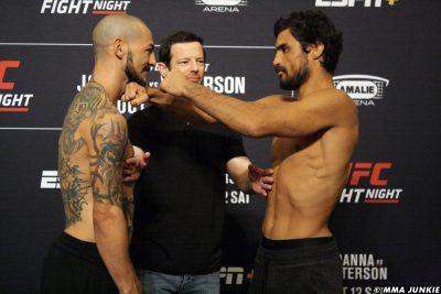 Видео боя Каб Свонсон - Крон Грейси UFC Fight Night 161