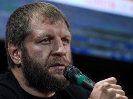 Александр Емельяненко признался, что его главный спарринг-партнер к поединку с Кокляевым – это хинкали