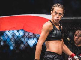 Главный бой вечера UFC Tampa под угрозой срыва из-за проблем с весогонкой у Йоанны Еджейчик