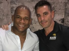 Ветеран UFC и Bellator Гектор Ломбард подписал контракт с BKFC