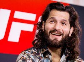 Хорхе Масвидаль размышляет о дороге, которая привела его к Нейту Диасу на UFC 244
