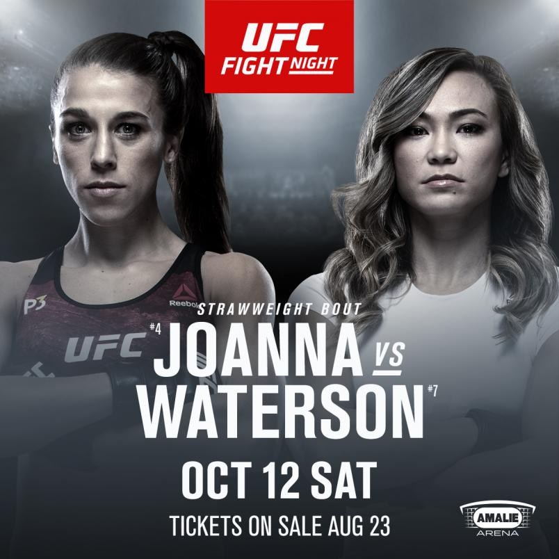 UFC FIGHT NIGHT 161: Florida