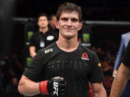 Мовсар Евлоев встретится с Энрике Барзолой 26 октября на турнире UFC Singapore
