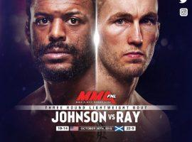 Прогноз и ставка на бой Майкл Джонсон - Стиви Рей 26 октября на UFC Fight Night 162