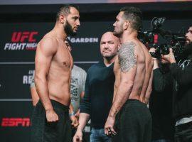Результаты турнира UFC on ESPN 6: Рейес - Вайдман