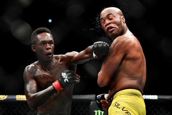 Биспинг верит, что Исраэль Адесанья может стать большей звездой UFC, чем Конор МакГрегор