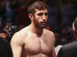 Боец пожизненно остранённый от UFC подписан в АСА
