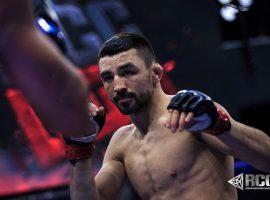 Павел Гордеев: Хочу драться с известными бойцами, Луис Фирмино – один из таких вызовов