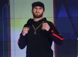 Магомед Анкалаев: Я хочу биться с теми бойцами, которые дадут мне дорогу к поясу