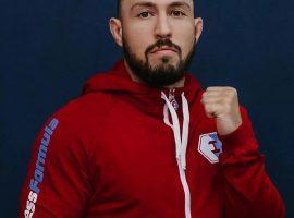 Арсений Султанов: В этот раз я впервые выйду как боец команды «Рать» и настроен очень серьёзно