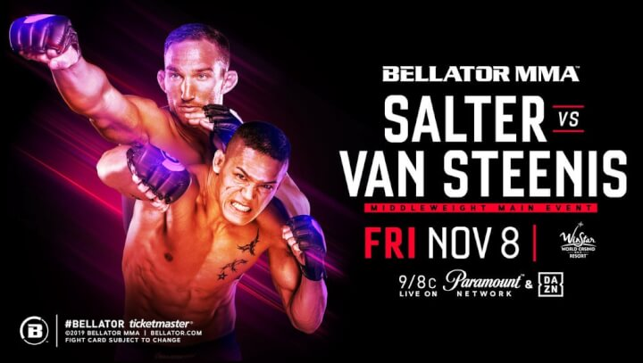 Bellator 233: Oklahoma