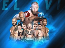 Прямой эфир турнира Bellator 234: Тель-Авив