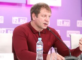 Пресс-конференция Емельяненко-Кокляев