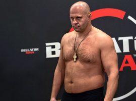 Стоимость билета на бой Фёдора Емельяненко