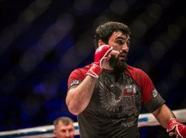 Ульяновский боец MMA стал чемпионом мира в тяжелом весе до 120 кг