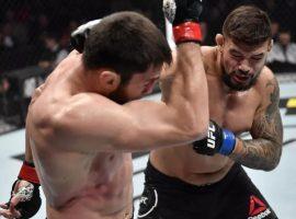 Бразилец, уступивший в UFC российскому бойцу, заявляет, что в России у него украли победу