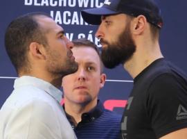 Прогноз и ставка на бой Маурисио Руа - Пол Крейг 17 ноября на UFC Fight Night 164