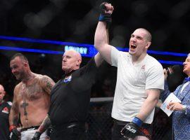 Русский боец из UFC задержан, его подозревают в хищении человека
