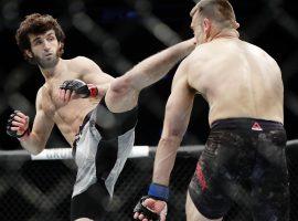 Полный кард турнира UFC в Москве