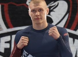 Максим Коновалов: В этом году у меня было три боя, и все закончились решениями