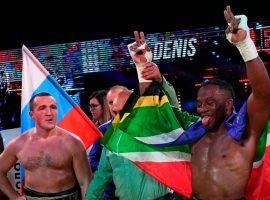 Боксер Денис Лебедев завершает карьеру в спорте