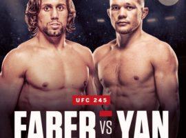 Бойцы MMA сделали свой прогноз на бой Петра Яна и Юрайи Фэйбера