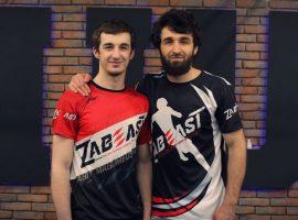 Брат Забита - Хасан Магомедшарипов выиграл дебютный бой в ММА в первом раунде