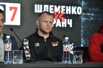 Александр Шлеменко: Я не думаю о подписании в UFC