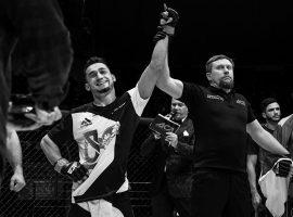 Мансур Хатуев: Отношусь к титульному, как к обычному бою