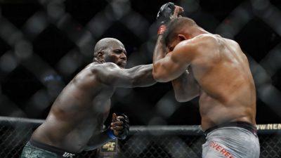 Обзор турнира UFC On ESPN 7. Видео