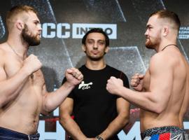 Александр Подмарёв хочет драться за пояс GFC с Оленичевым