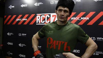 Георгий Кичигин: По поводу Bellator все будет известно после Нового Года