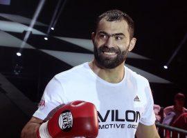 Олимпийский чемпион по боксу, вызвавший Емельяненко, заявил, что ММА это уличная драка, а не спорт