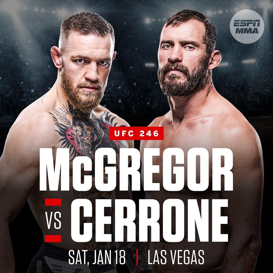 UFC 246: Лас-Вегас