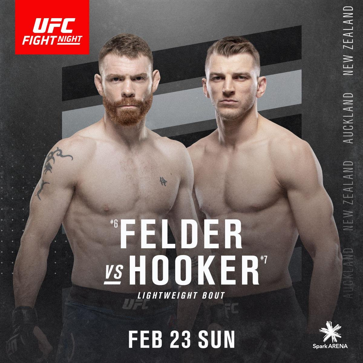 UFC Fight Night: Новая Зеландия