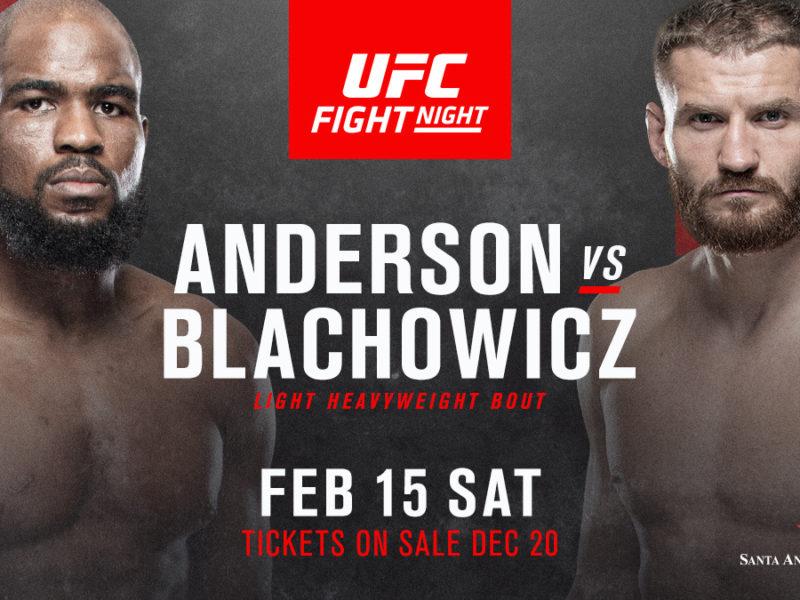 UFC Fight Night: Нью-Мексико