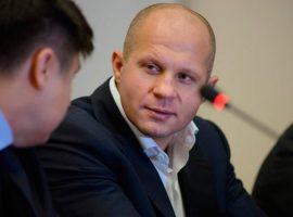 Фёдор Емельяненко о Хабибе, Петре Яне, Усике и своём отношении к списку величайших