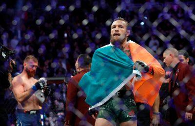 Обновленный рейтинг UFC