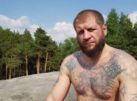 Александр Емельяненко арестован за пьяный дебош в Анапе