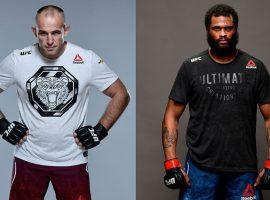 Прогноз и ставка на бой Алексей Олейник - Морис Грин 19 января на турнире UFC 246