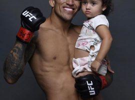 Менеджер Оливейры хочет, чтобы его клиент стал хедлайнером турнира UFC