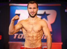 Чемпион WBA Александр Беспутин провалил допинг-тест