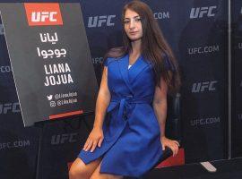 Лиана Джоджуа анонсировала переход в наилегчайший вес, хочет встретиться Надей Кассем
